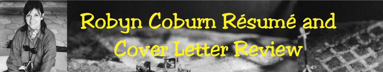 Robyn Coburn Résumé Review