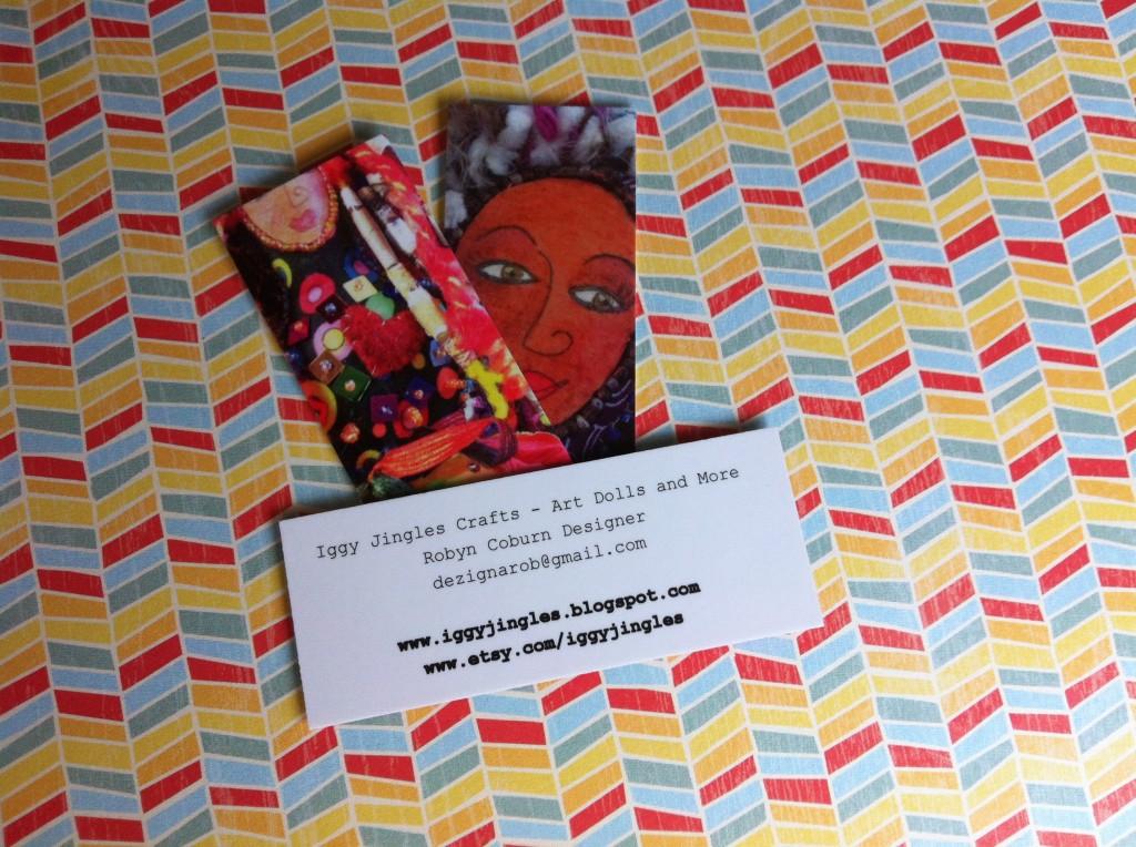 Iggy Jingles moo cards