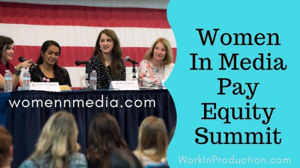 Panelists at pay equity summit