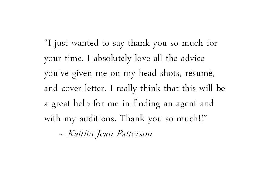 Katie P Testimonial