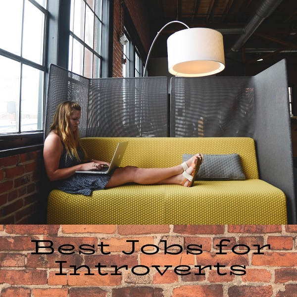 One of the best jobs for introverts is writing